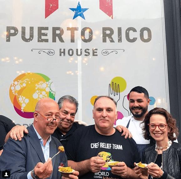 #ChefsForPuertoRico