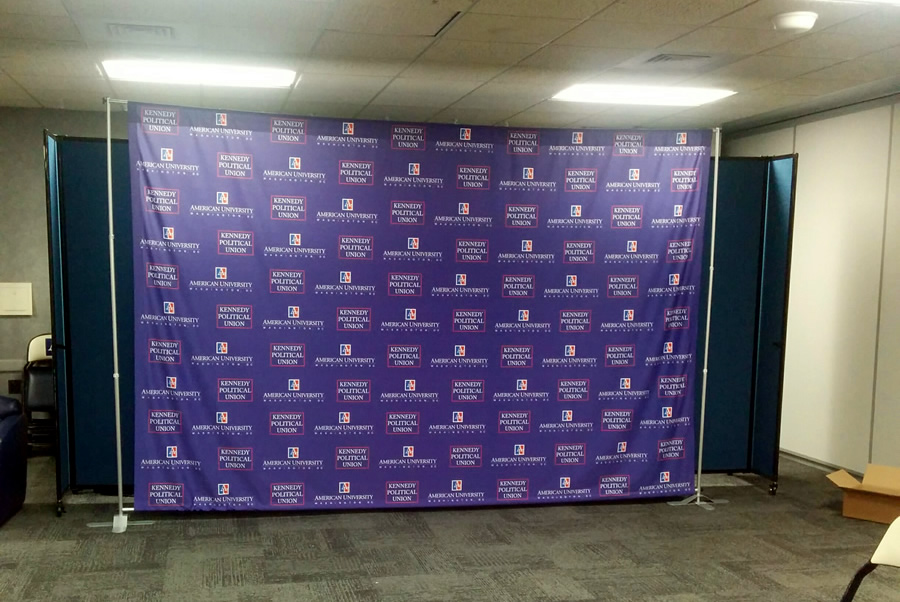 Backdrop and Display Engineering Charlotte