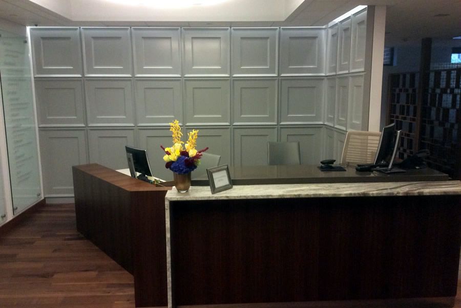 Commercial Office Design Charlotte