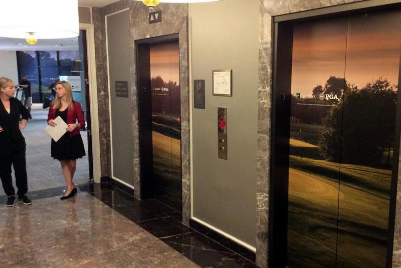 Elevator Wraps Charlotte