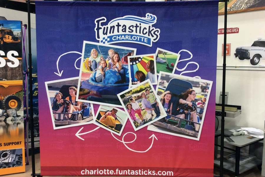 Banner Stands Charlotte
