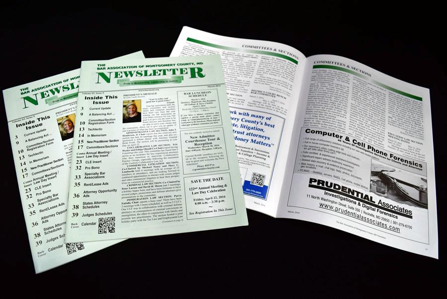 Nonprofit Magazine Printing Charlotte