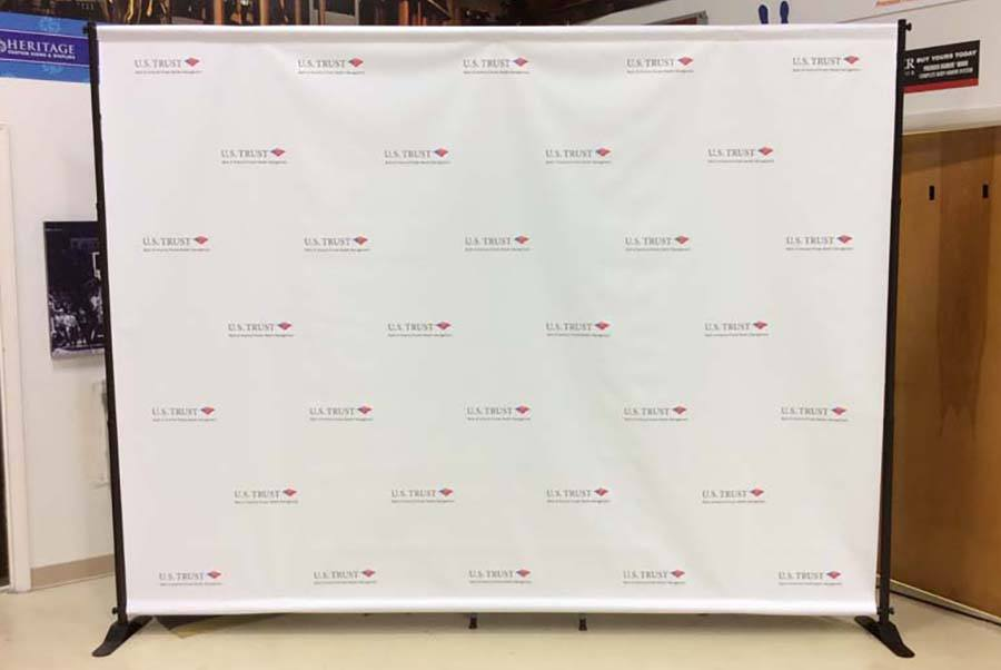 Vinyl Banner Stands Charlotte