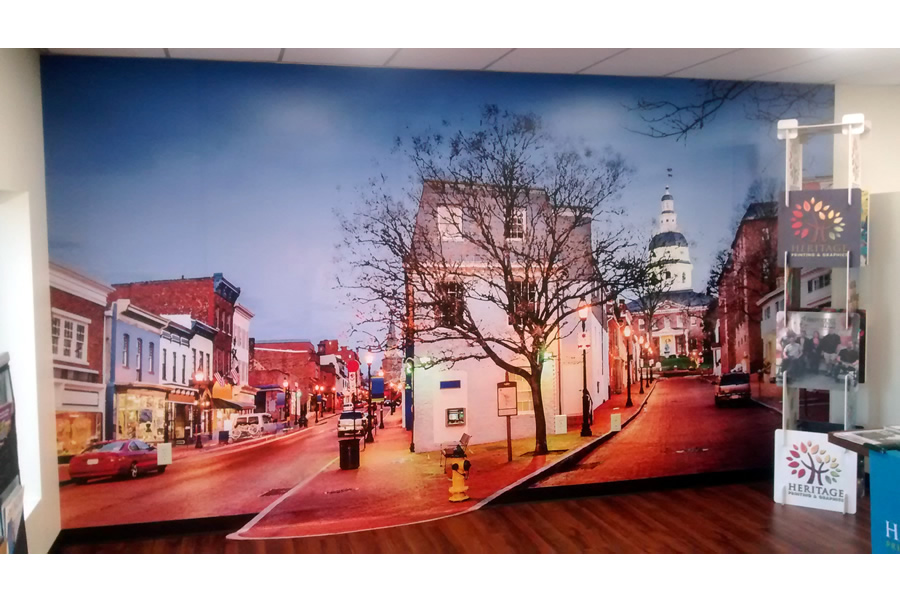 Wall Wraps Charlotte